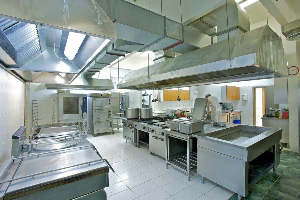 Comment équiper une cuisine professionnelle ?